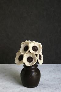 Chocolate Anemones