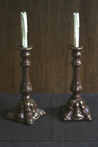 Chocolate Candlesticks