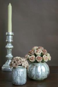 Chocolate Vases